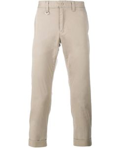 Sophnet. | Cropped Chino Trousers Small Cotton/Polyurethane