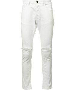 Daniel Patrick | Ripped Knee Skinny Jeans 31 Cotton/Spandex/Elastane