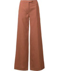 Nina Ricci | Tailo Wide Leg Trousers 36 Wool