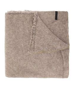 NIL0S   Frayed Oversized Stole Nylon/Wool