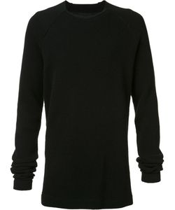 NIL0S   Knit Long Sleeved T-Shirt 2 Cotton/Nylon/Polyurethane
