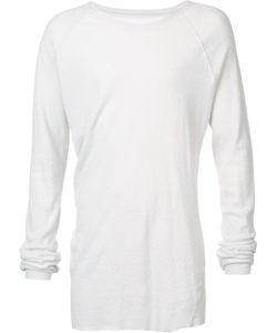NIL0S   Pilled Long Sleeved T-Shirt 3 Cotton