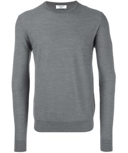 FASHION CLINIC | Classic Crew Neck Jumper 52 Wool