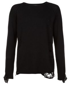 CHRISTIAN DADA | Destroyed Jumper 52 Wool