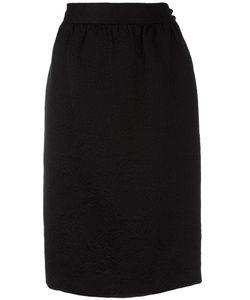 Emanuel Ungaro Vintage | Jacquard Skirt 46