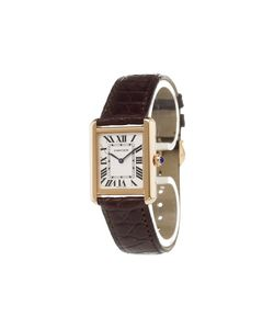 Cartier | Tank Solo Analog Watch