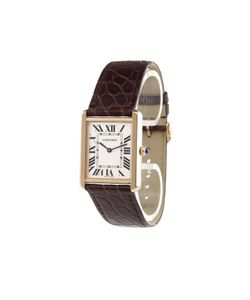 Cartier | Tank Solo Analog Watch Adult Unisex