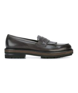 Fratelli Rossetti | Chunky Sole Loafers 8.5 Leather/Rubber