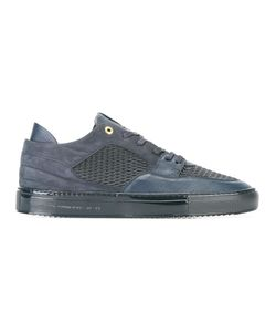 Android Homme | Varnished Sole Sneakers 39 Leather/Rubber
