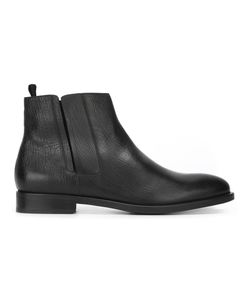 Fratelli Rossetti | Lateral Detailing Ankle Boots 11 Leather