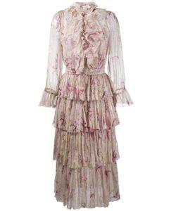 Zimmermann | Winsome Print Tier Dress 1 Polyester/Spandex/Elastane