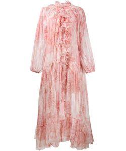Zimmermann | Winsome Ruffle Robe Dress 1 Silk/Polyester/Spandex/Elastane