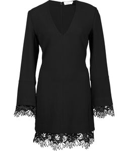 A.L.C. | Lace Hem Dress 4 Viscose/Spandex/Elastane