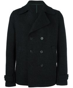 Harris Wharf London | Double-Breasted Short Coat 52 Virgin