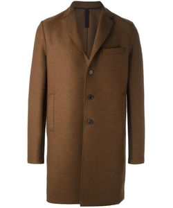 Harris Wharf London | Chest Pocket Mid Coat 50
