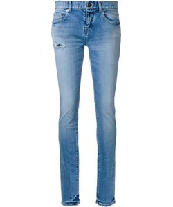 Saint Laurent | Low Waisted Skinny Jeans 28 Cotton/Spandex/Elastane