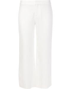 Kobi Halperin | Straight Cropped Trousers 6 Spandex/Elastane/Viscose