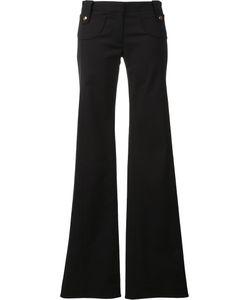 Derek Lam | Flared Trousers 46 Cotton/Elastodiene/Polyamide