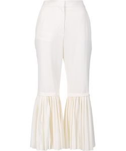 Stella Mccartney | Strong Lines Trousers 40 Wool