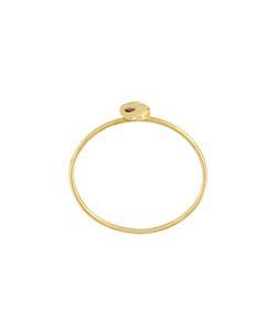 NATASHA COLLIS | Ruby Stacking Ring M 1/2