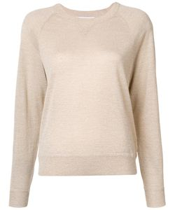 Elizabeth And James | Knit Blouse Medium Wool/Acrylic/Polyamide/