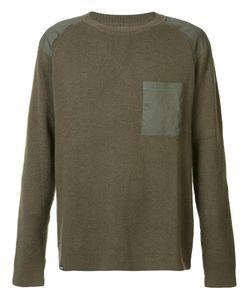 Wesc | Aero Jumper Small Cotton/Wool/Polyamide