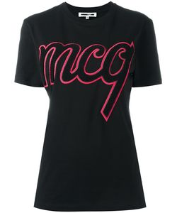 Mcq Alexander Mcqueen | Logo Patch T-Shirt Large Cotton