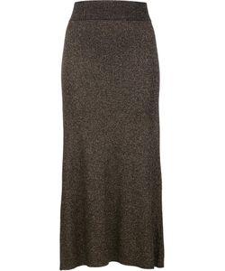 A.L.C. | Long Skirt Merino/Nylon/Polyester Fibre