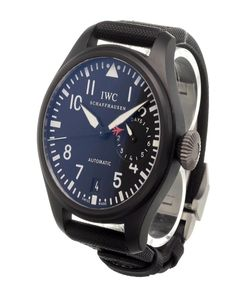 Iwc | Big Pilot Top Gun Analog Watch