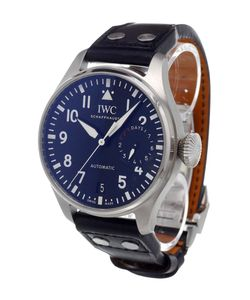 Iwc | Big Pilots Analog Watch