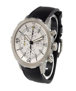 Iwc | Aquatimer Analog Watch