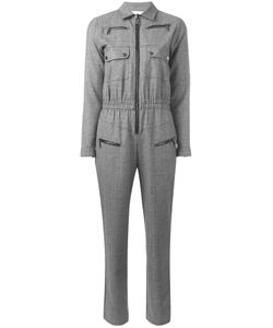 CAROLINARITZ | Zipped Jumpsuit 38 Wool