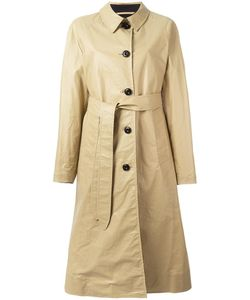 LEMAIRE | Belted Overcoat 40 Cotton