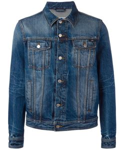 Ami Alexandre Mattiussi | Denim Jacket Xs Cotton