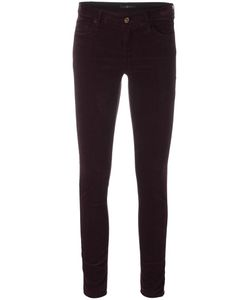 7 for all mankind | Skinny Trousers 27 Cotton/Viscose/Spandex/Elastane
