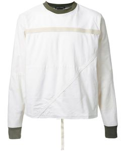 LONGJOURNEY | Round Neck Sweatshirt Large Cotton/Polyester