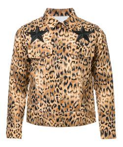 DRESS CAMP | Dresscamp Animal Print Shirt Jacket 48 Cotton