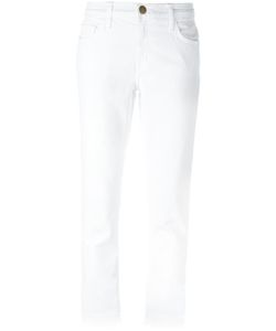 Current/Elliott | Slim-Fit Trousers 25 Cotton/Spandex/Elastane