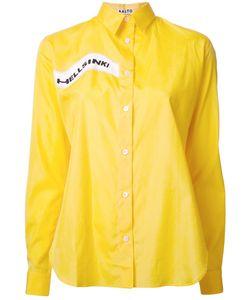 AALTO | Hellsinki Printed Shirt 34 Cotton