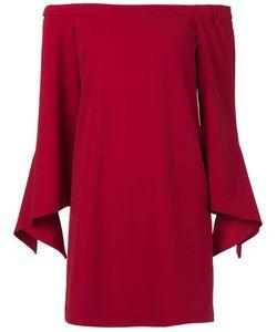 Tibi | Off-Shoulders Shift Dress 4 Polyester/Spandex/Elastane