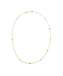LUIS MIGUEL HOWARD | 18kt Stars And Diamond Necklace