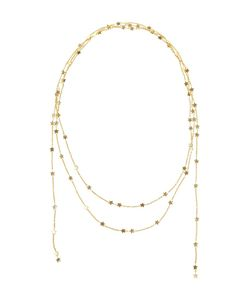 LUIS MIGUEL HOWARD | 18k Star Lariat Necklace