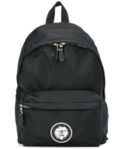Versus | Logo Backpack Nylon/Leather/Cotton