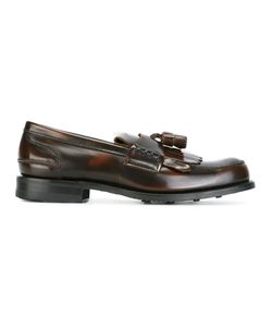 Church'S | Tassel Loafers 6 Leather/Polyamide/Rubber