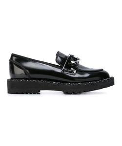 Suecomma Bonnie | Embellished Loafers 40 Pvc/Rubber
