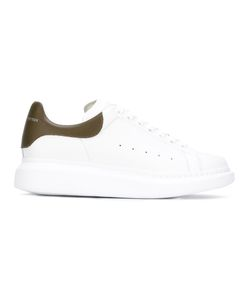 Alexander McQueen | Extended Sole Sneakers 39.5 Leather/Rubber/Calf Leather