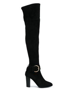 Giuseppe Zanotti Design | Buckle Detail Over-Knee Boots 37.5