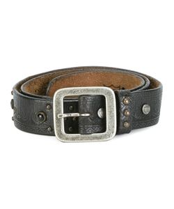 HTC Hollywood Trading Company | Buckled Belt 95 Leather