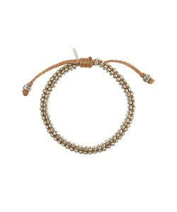 M. COHEN | Beaded Bracelet