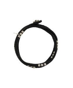 M. COHEN | Knotted Wrap Bracelet